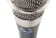 Blue Microphones - cudnie zaprojektowane!