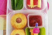 Kids Lunch Ideas / by April Stafford Smith