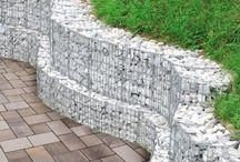 Mur soutènement