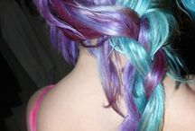 hair colour hair style / by KAY PATRICK