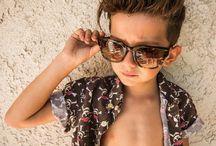 Kids wearing SICKY / Some photos of young kids wearing SICKY Eyewear