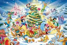 Disney julebilleder
