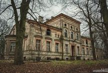 Zawisze - Pałac