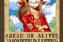 Mugiwara Pirates / One Piece
