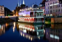 Tumska Barge / The Barka Tumska is the outdoor restaurant of the Tumski Hotel in Wroclaw. Come and taste the delicious food that our chef prepared for you!
