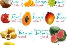 nutrición y salud / by RVF Consultores (Raquel Varela)