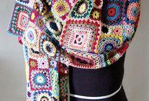 háčkované oblečenie
