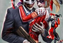 HQ and Joker tattoo ideas