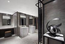 modern public toilet design