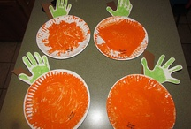 Toddler crafts / by Jessi Farley Parkert