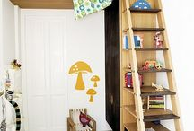 Kids interior / Inspiration for kids rooms