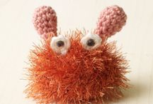 Crochet Toy Patterns / by Noël Crave