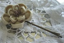 Hair pin,Hair ribbon