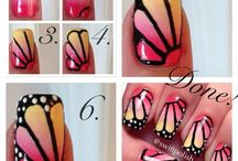 pint nails