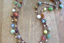 crochet bijoux