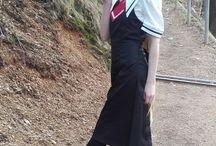 Misuzu Kamio cosplay / Misuzu Kamio cosplay