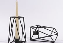 Candles / Scandi and Nordic inspired candles, candle holders