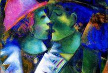 Марк Шагал * Marc Chagall