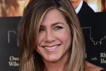 Hair contouring / Hair contouring: verander de vorm van je gezicht door middel van schaduw, en lichte tinten in je haar.