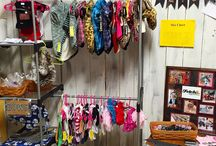 Fetch Dog Fashions / This is a collection of photos representing the dog clothing brand Fetch Dog Fashions