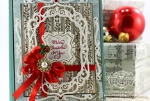 CARDS: Captivating Squares by Spellbinders