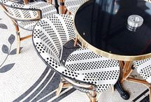 Chair - outdoor