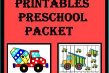 Preschool- Construction