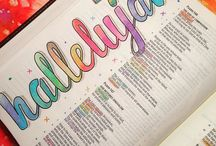 My creative bible