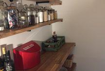 Køkkenet!