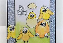 Joy Clair - Easter Eggs