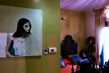 Rossosegnale b&b / Art gallery B&B