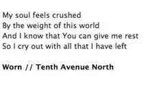 Beautiful Lyrics / by Carey Cronin