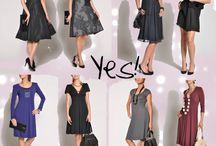 dresses for pear shaped women
