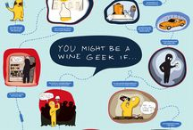 Wine Geekiness / Here at Drink In Tube UK, we are self-confessed oenophiles... aka super #winelovers and wine geeks!