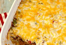 Incredible Casseroles / by Lois Campbell