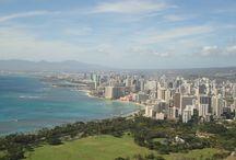 Hawaii / Las islas más famosas de la Polinesia...#hawaii
