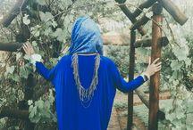 Abaya&hijab