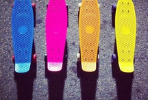 Penny boarding / Yay penny boards!!!!! / by Isabella