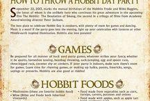 Hobbit stuff