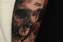 Bill's tattoo