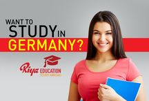 Higher Education in Germany / Germany is best place to study and it offers attractive residence permits which enable you to accept a job. For more details get in touch with Riya Education. Call 9995869656.