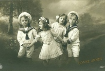 vintage inspiration for childrens clothing