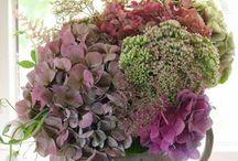 bloemstukjes