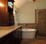 Contemporary Masterbaths / Nice collection of contemporary master bathroom remodels in Austin, TX.