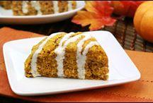Pumpkin Recipes / The Great Big Pumpkin of Recipes