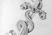 cobras e adagas