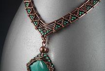 bijoux en fil