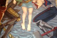 Avengers...especially my bae Thor