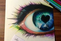 Drawings / by DIY Arts&crafts