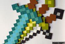 Minecraft Crafts